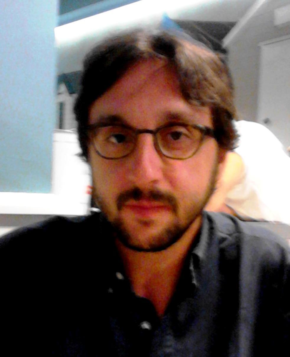 photo of Pier Mattia Tommasino